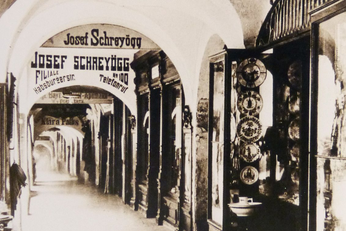 Schreyögg Coffee Roasting Company at Merano
