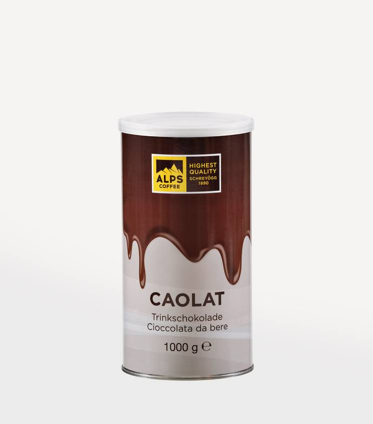 CAOLAT drinking chocolate