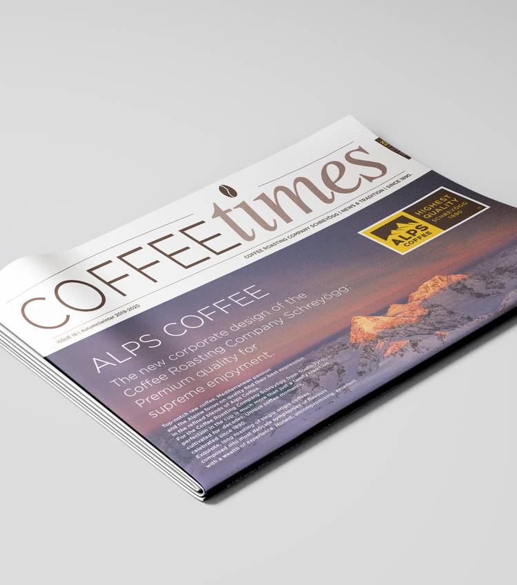Magazine Coffee Times – Edition 16