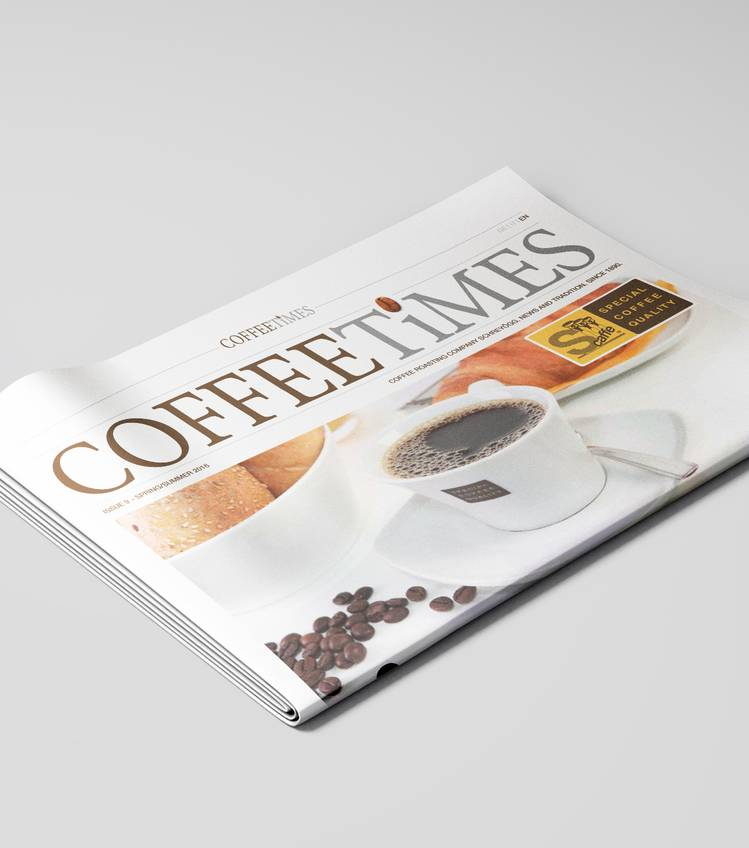 Magazine Coffee Times – Edition 9
