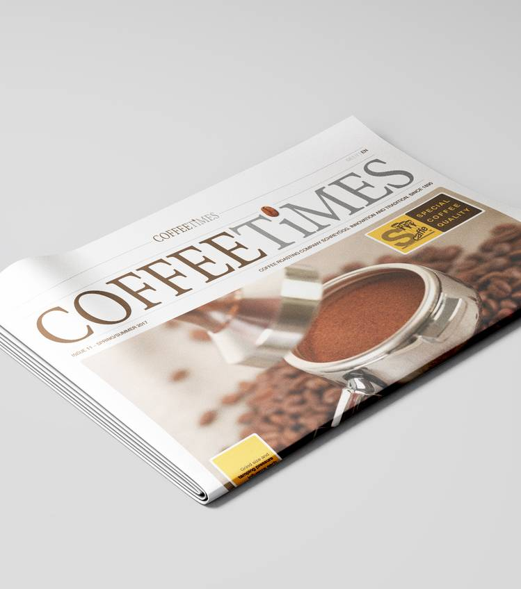 Magazine Coffee Times – Edition 11