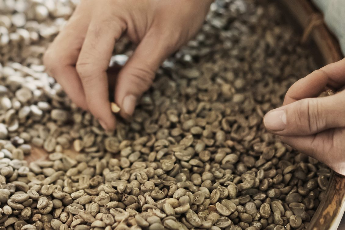 Alps Coffee - whole coffee beans