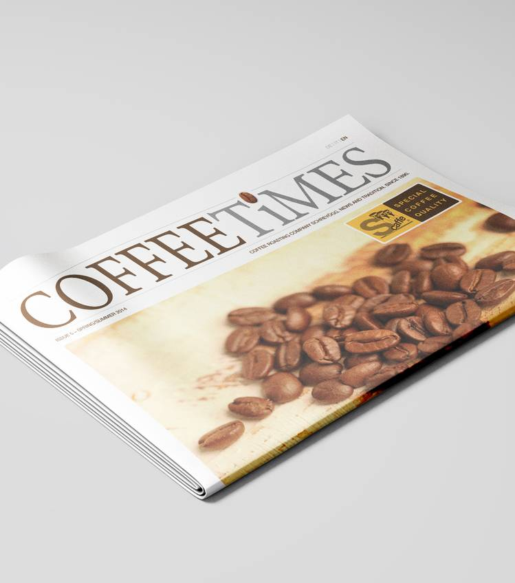 Magazine Coffee Times – Edition 5