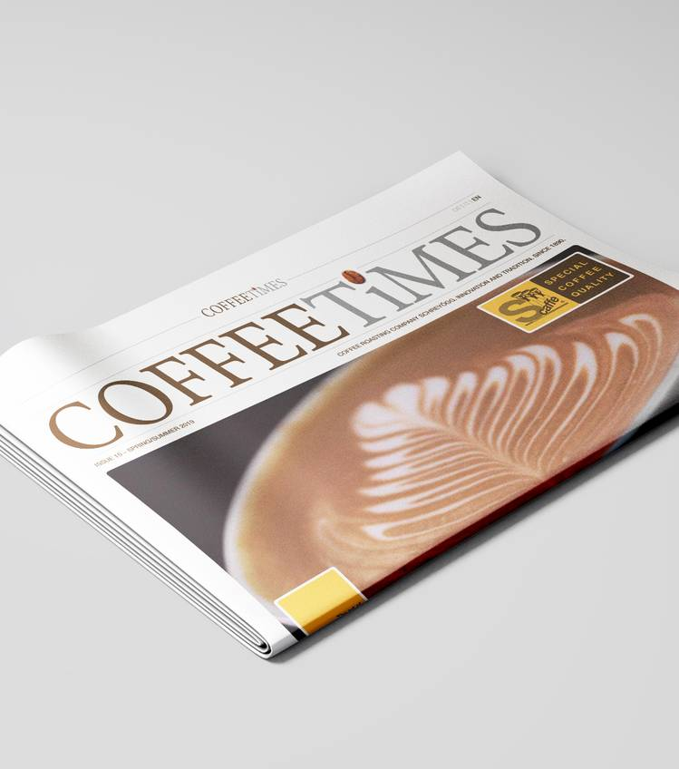 Magazine Coffee Times – Edition 15