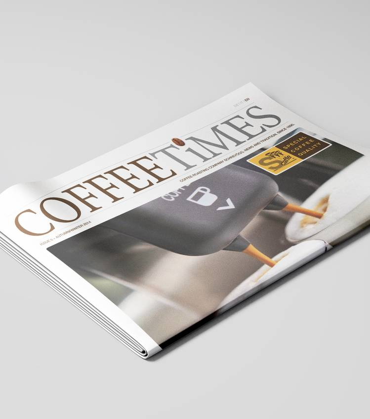 Magazine Coffee Times – Edition 6