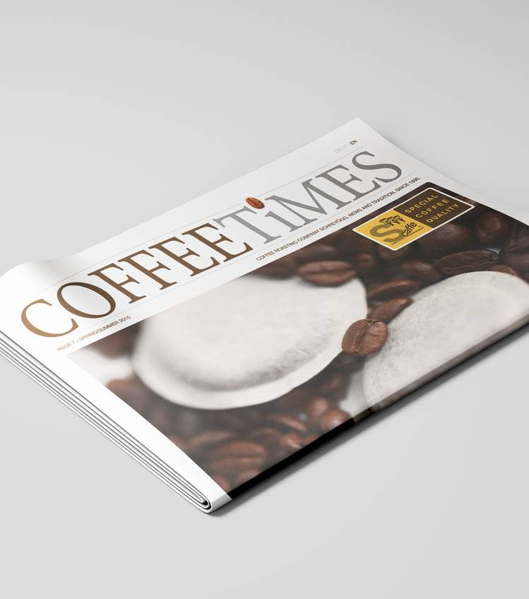 Magazine Coffee Times – Edition 7