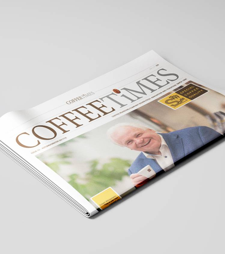 Magazine Coffee Times – Edition 12