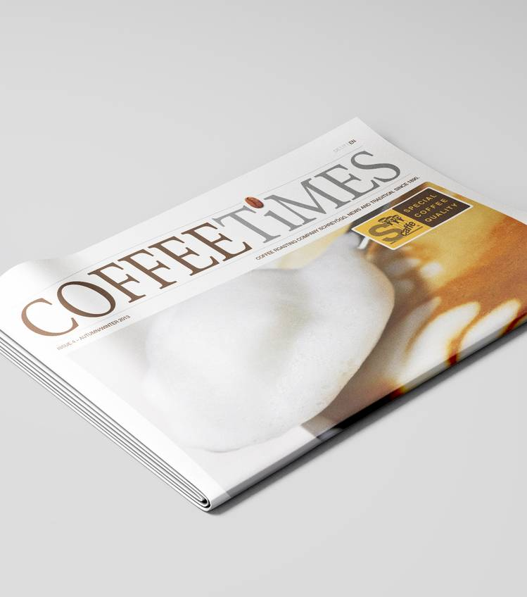 Magazine Coffee Times – Edition 4