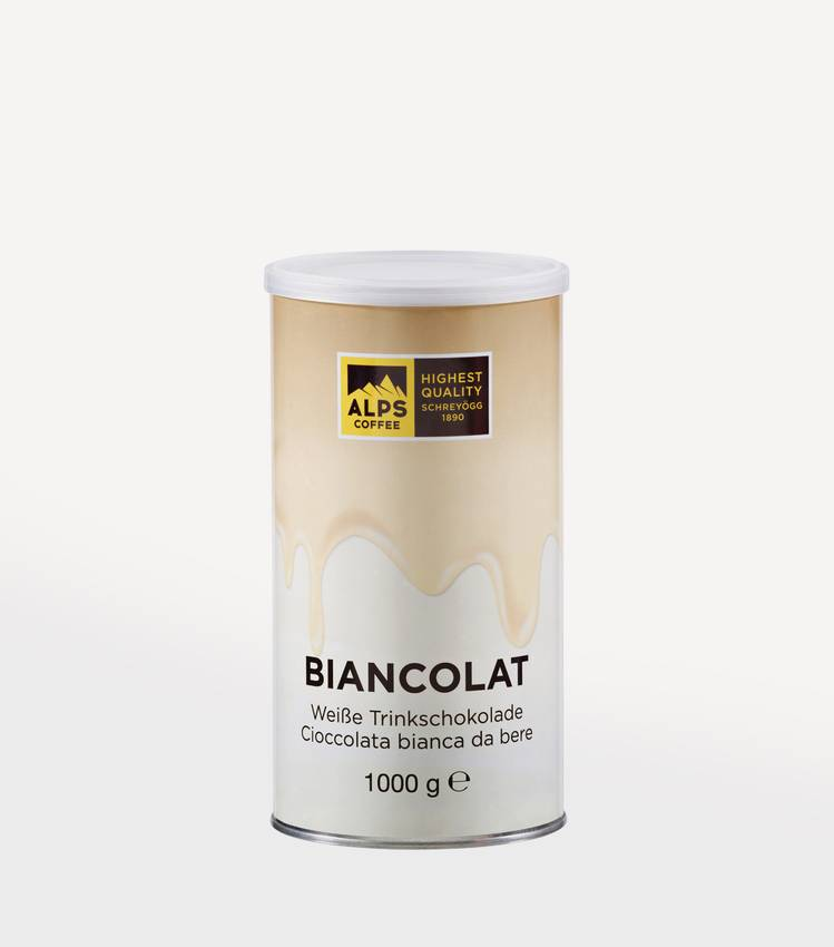 BIANCOLAT drinking chocolate