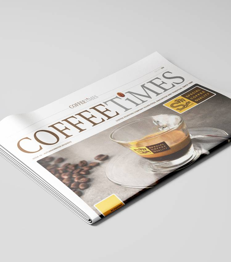 Magazine Coffee Times – Edition 14