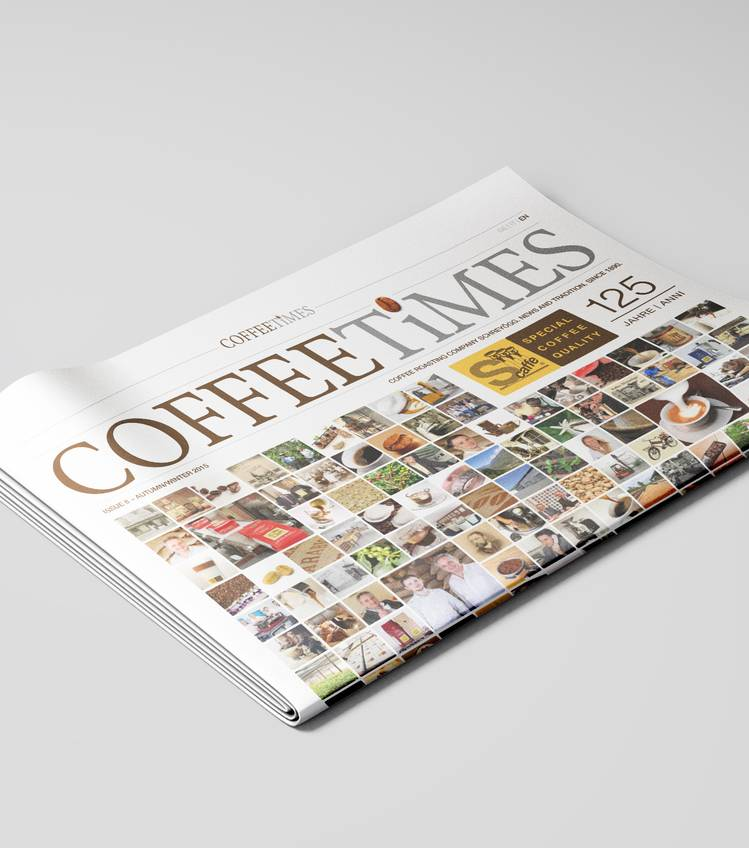 Magazine Coffee Times – Edition 8